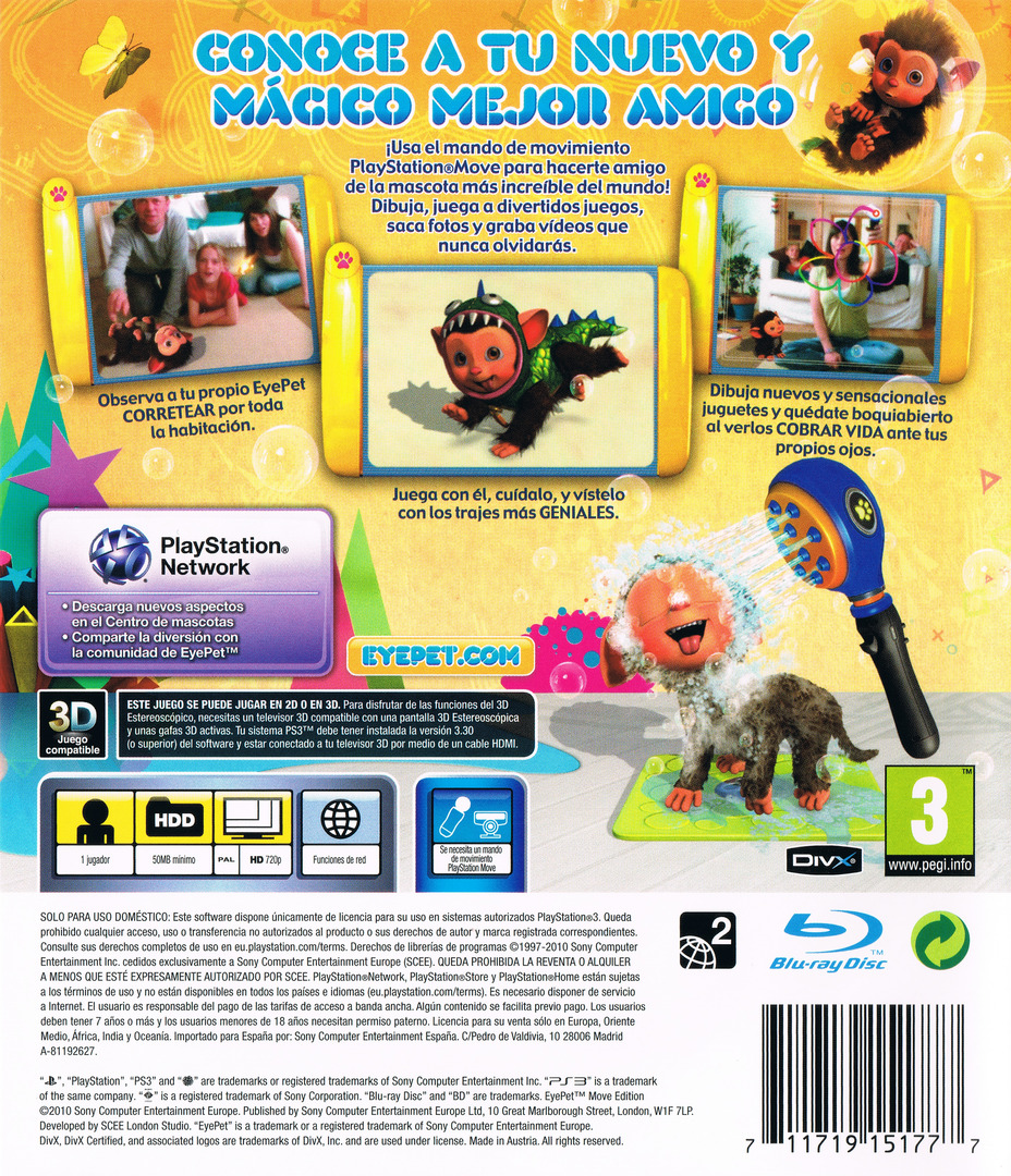 PS3 backHQ (BCES00864)