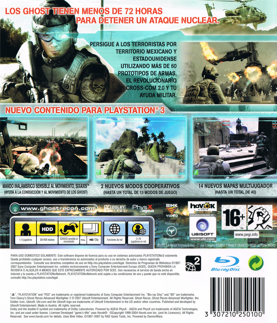 PS3 backHQ (BLES00067)