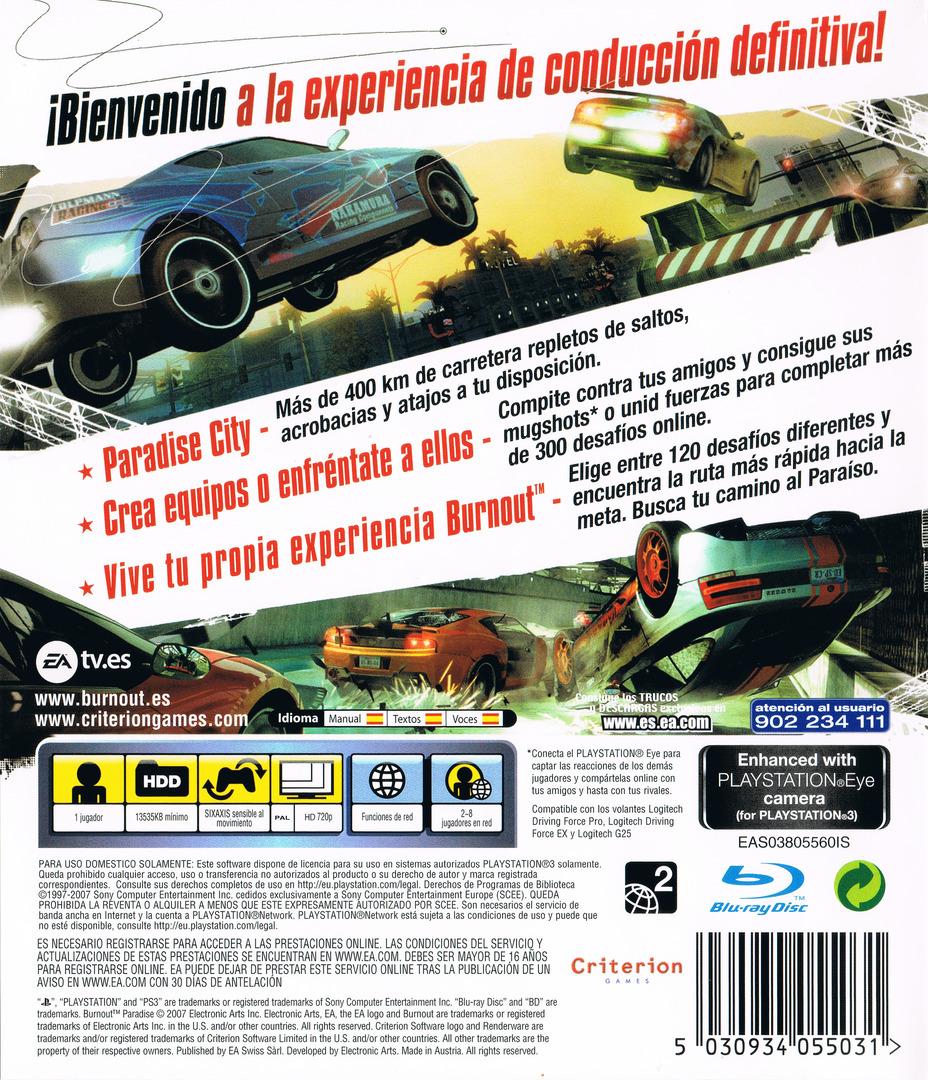 PS3 backHQ (BLES00074)