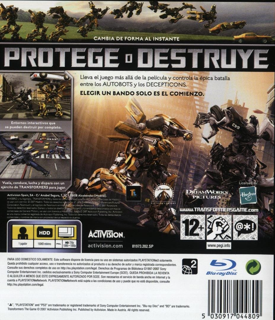 PS3 backHQ (BLES00094)