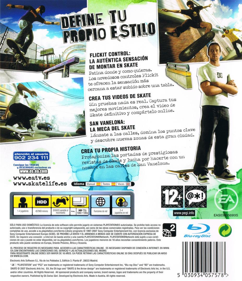 PS3 backHQ (BLES00125)