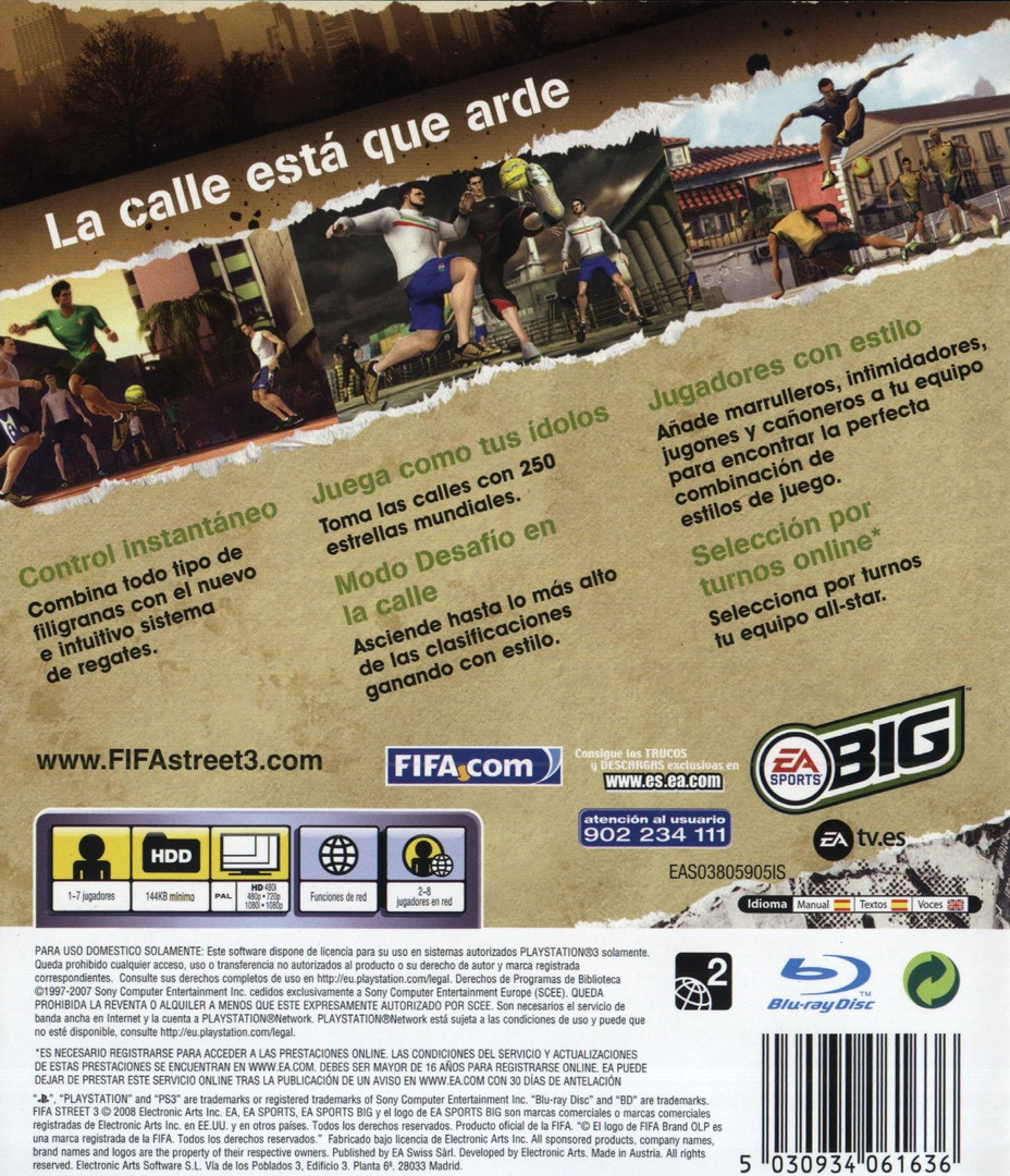 PS3 backHQ (BLES00188)