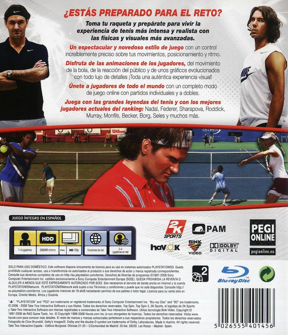 PS3 backHQ (BLES00276)