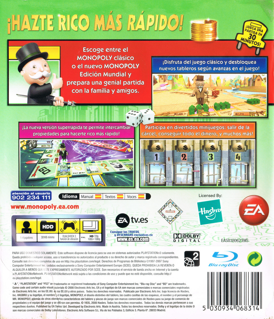 PS3 backHQ (BLES00387)