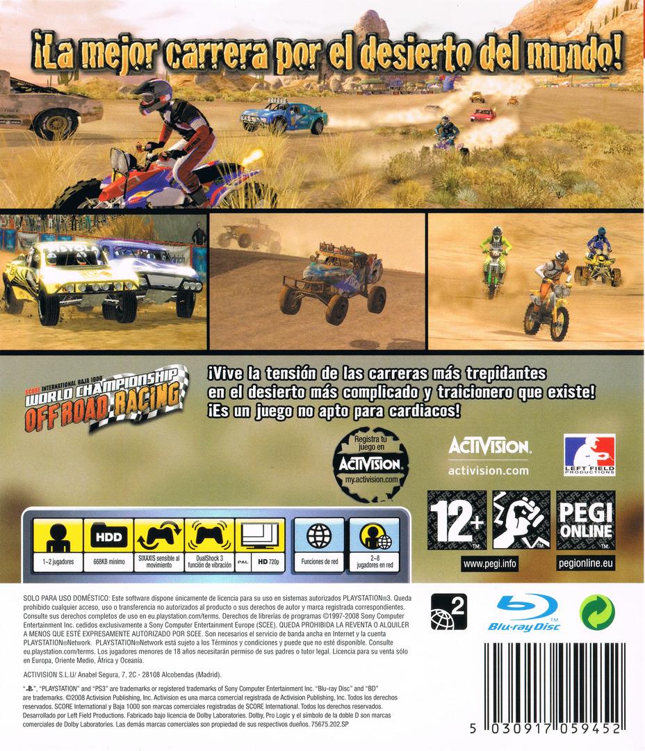 PS3 backHQ (BLES00421)