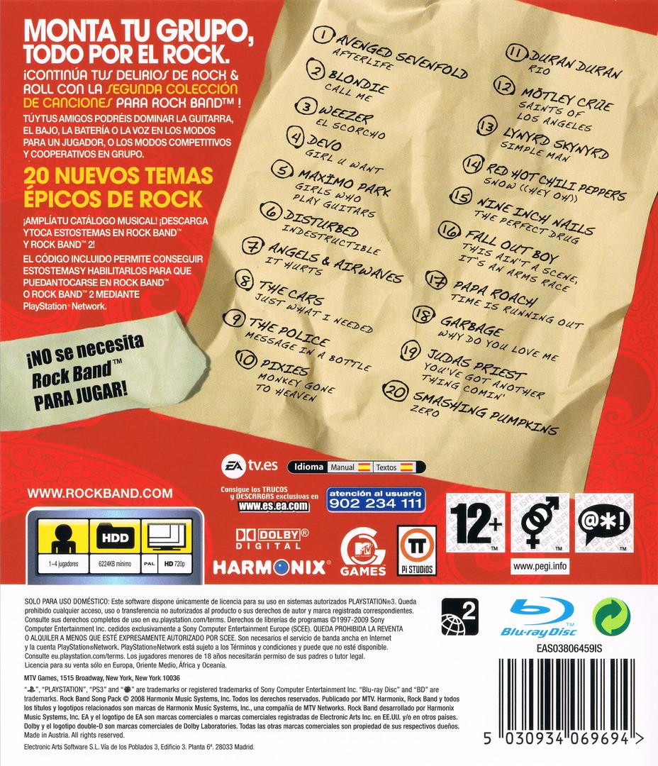 PS3 backHQ (BLES00451)