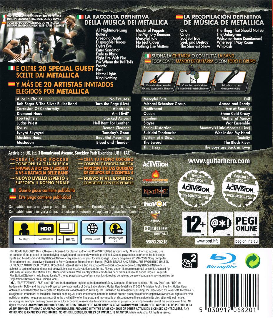 PS3 backHQ (BLES00479)