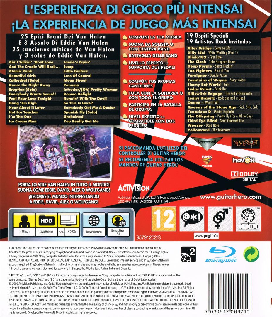 PS3 backHQ (BLES00578)