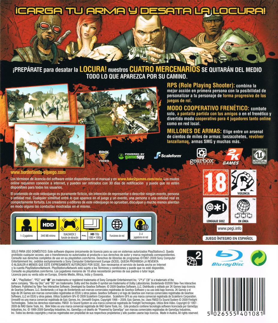 PS3 backHQ (BLES00697)