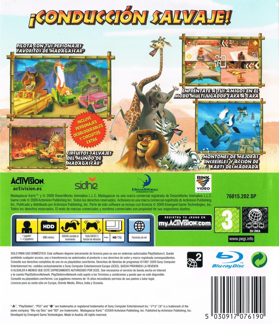 PS3 backHQ (BLES00735)