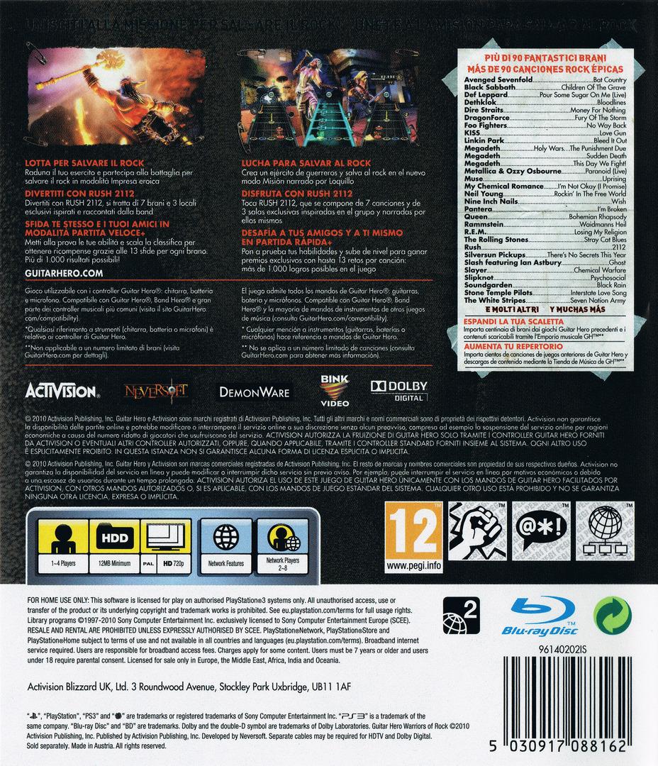 PS3 backHQ (BLES00801)