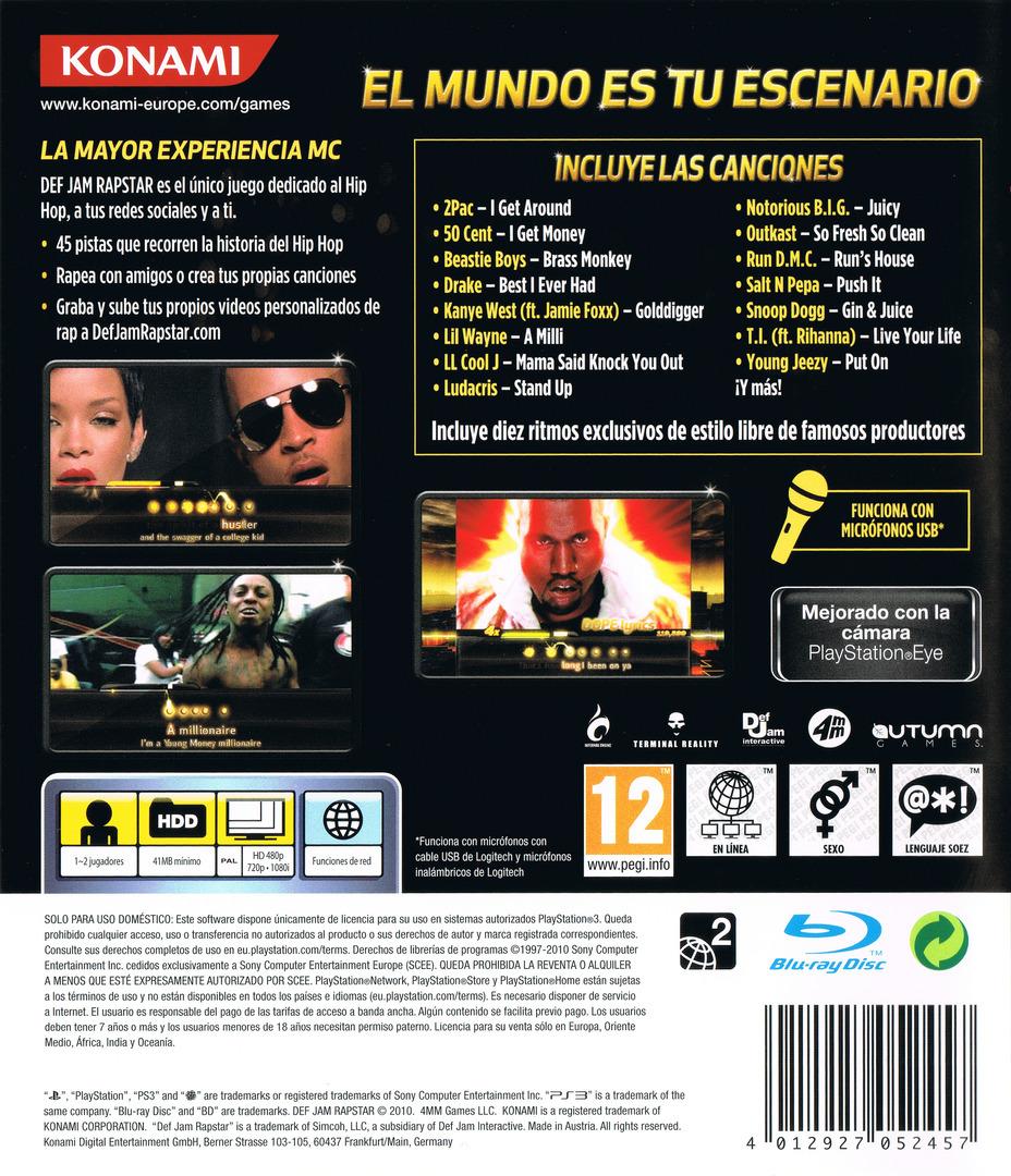PS3 backHQ (BLES00983)