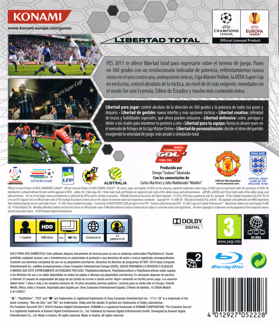 PS3 backHQ (BLES01022)