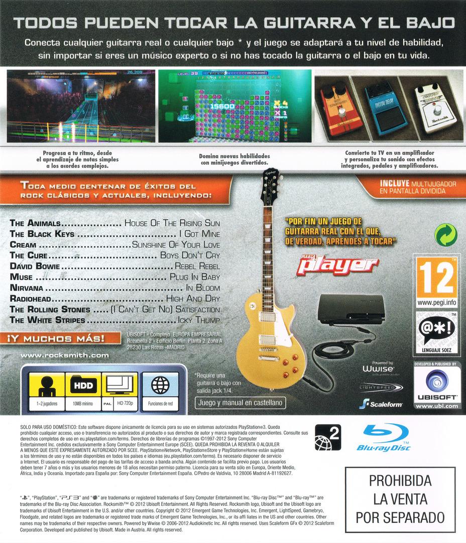 PS3 backHQ (BLES01216)