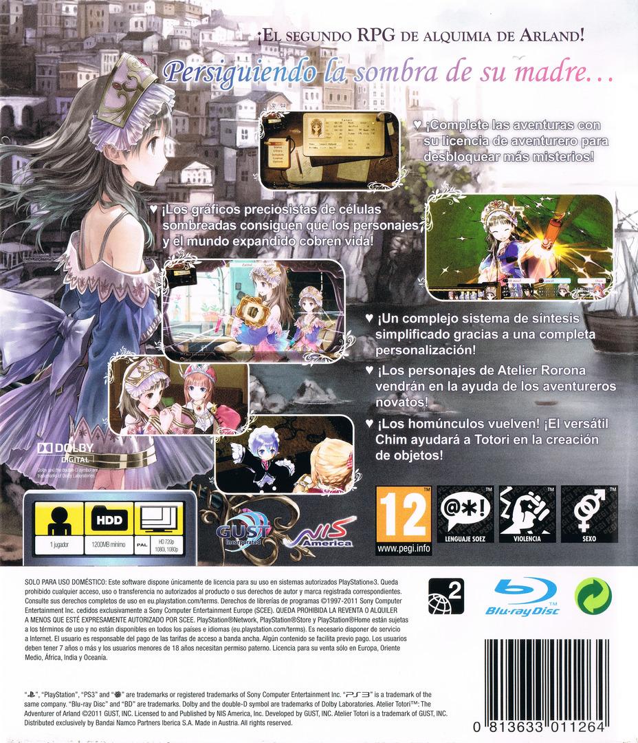 PS3 backHQ (BLES01221)
