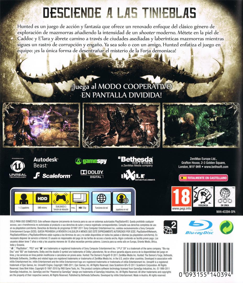 PS3 backHQ (BLES01310)