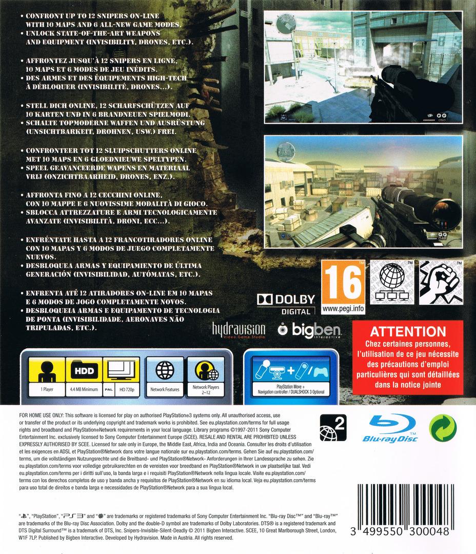 PS3 backHQ (BLES01327)
