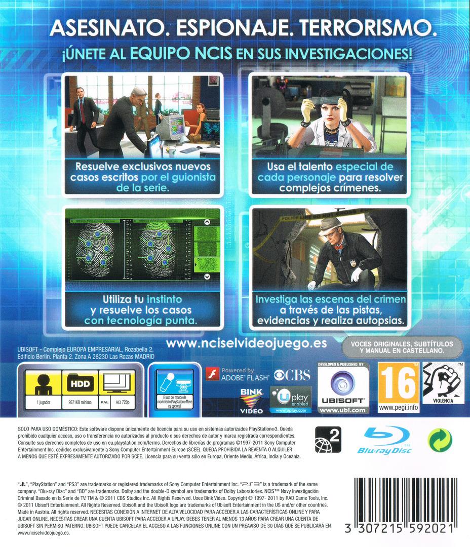 PS3 backHQ (BLES01460)