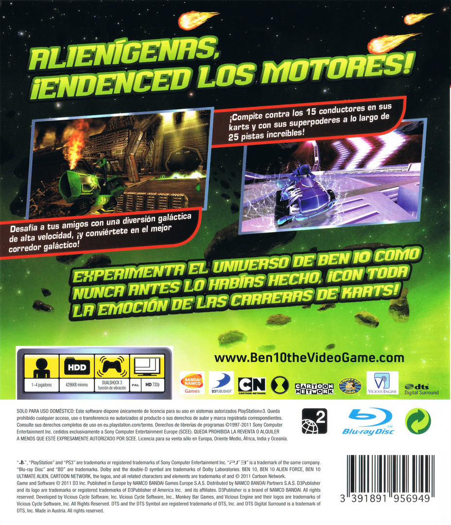 PS3 backHQ (BLES01469)