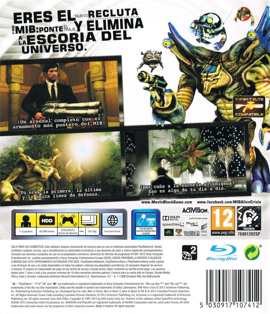 PS3 backHQ (BLES01549)