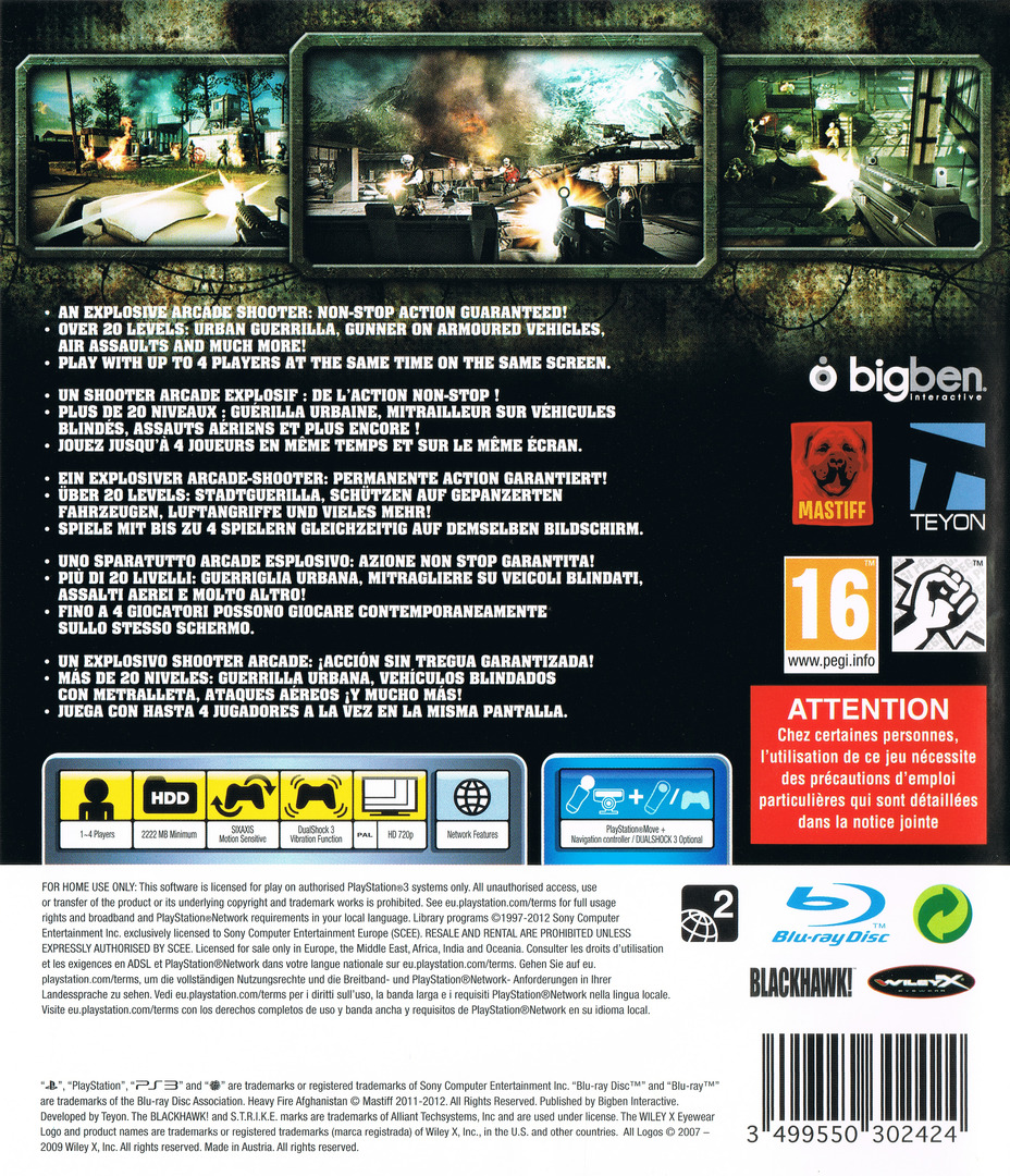 PS3 backHQ (BLES01602)