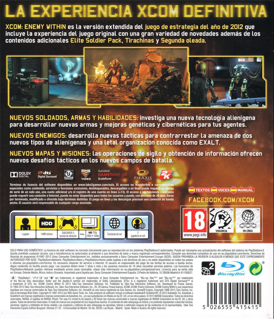 PS3 backHQ (BLES01851)