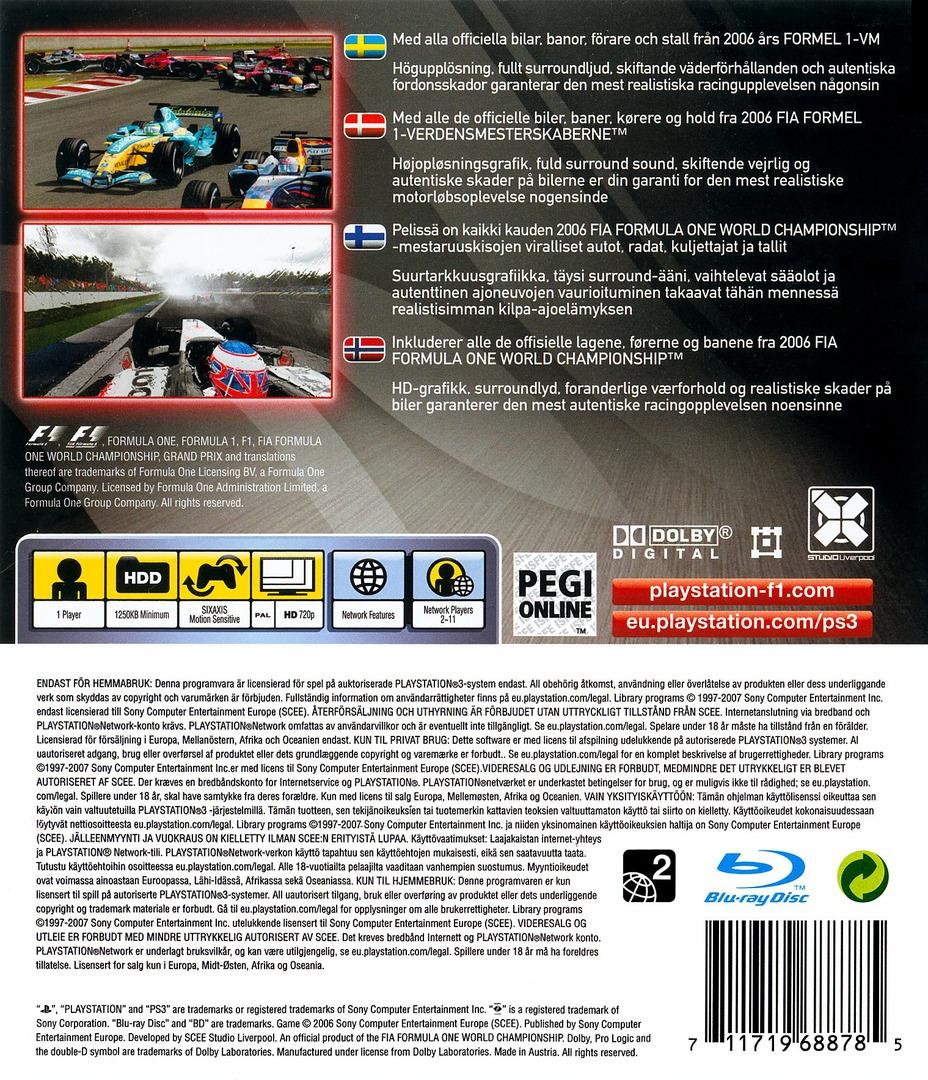 PS3 backHQ (BCES00005)