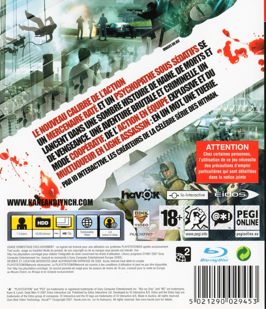 PS3 backHQ (BLES00167)