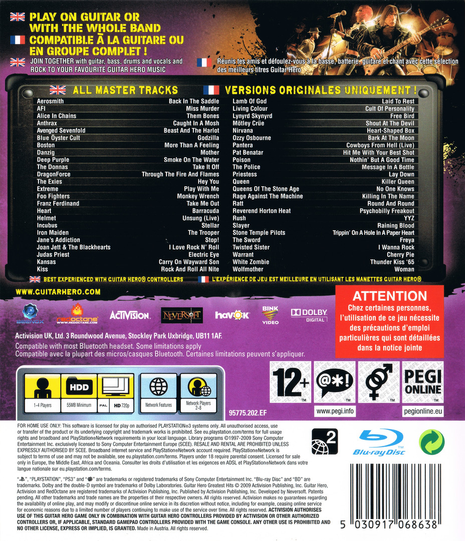 PS3 backHQ (BLES00549)