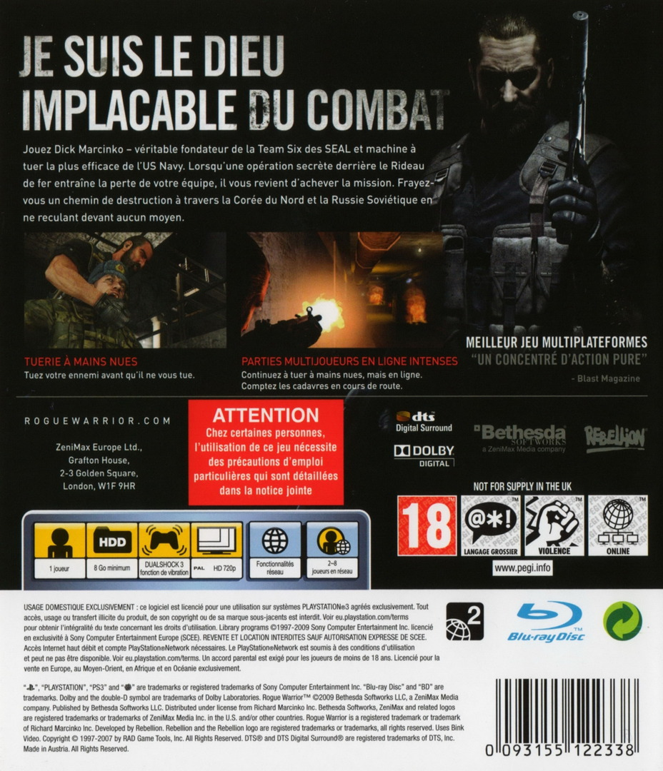 PS3 backHQ (BLES00582)