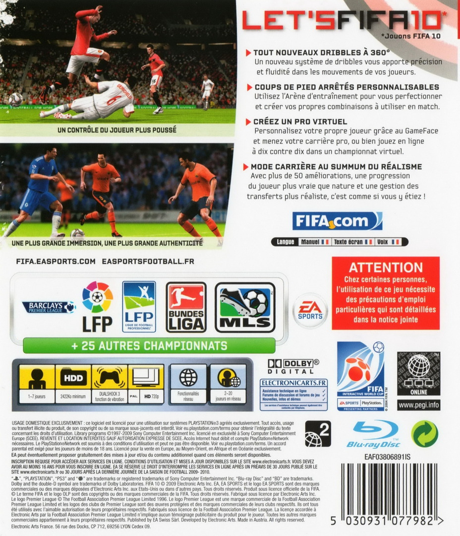 PS3 backHQ (BLES00615)