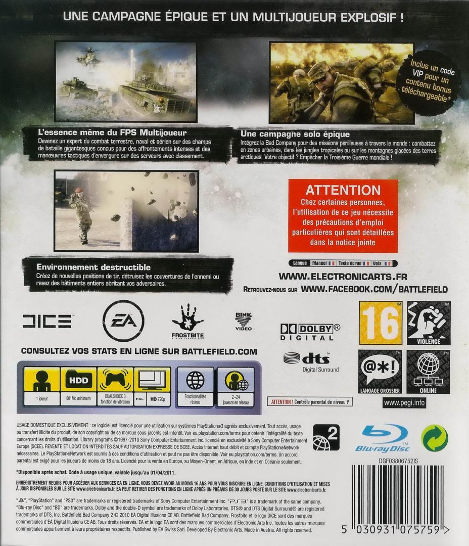 PS3 backHQ (BLES00773)