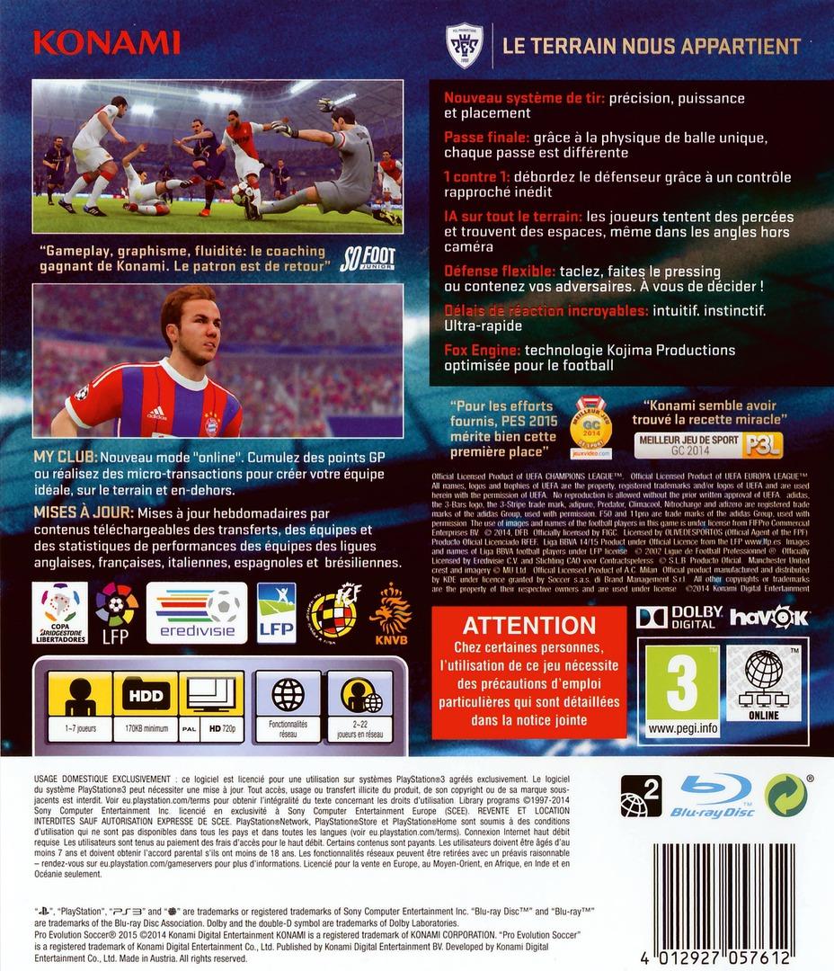PS3 backHQ (BLES02087)