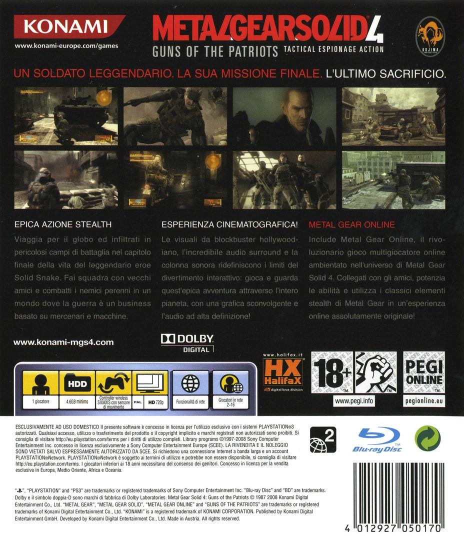 PS3 backHQ (BLES00246)