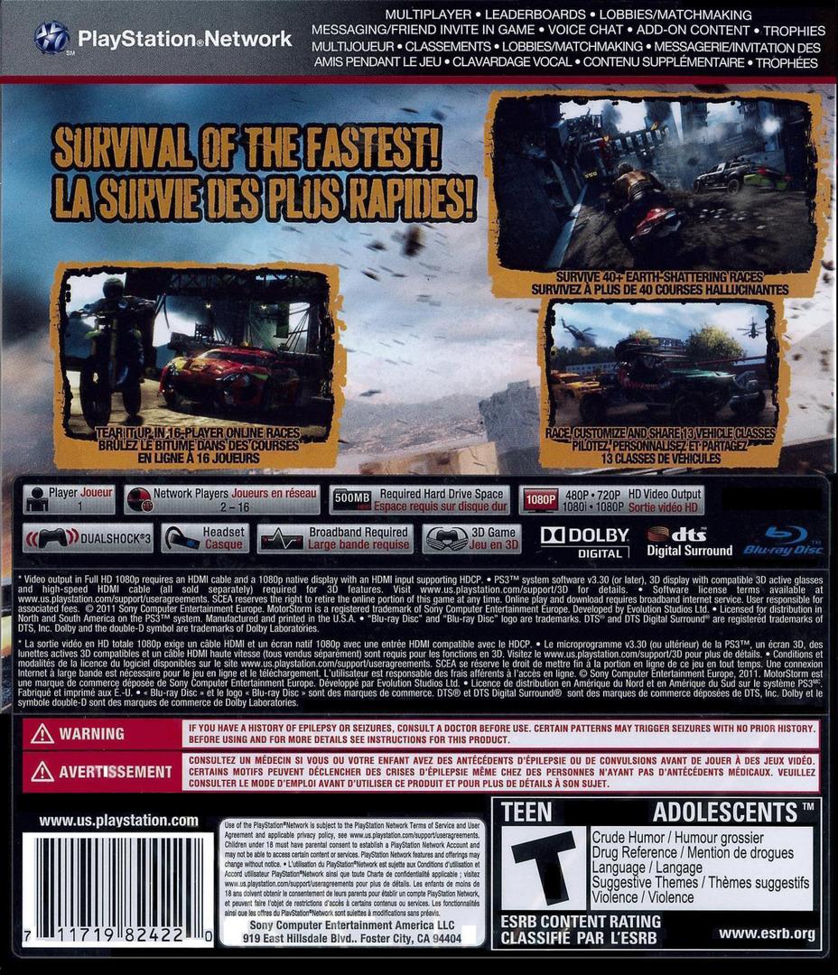 MotorStorm Apocalypse PS3 backHQ2 (BCUS98242)