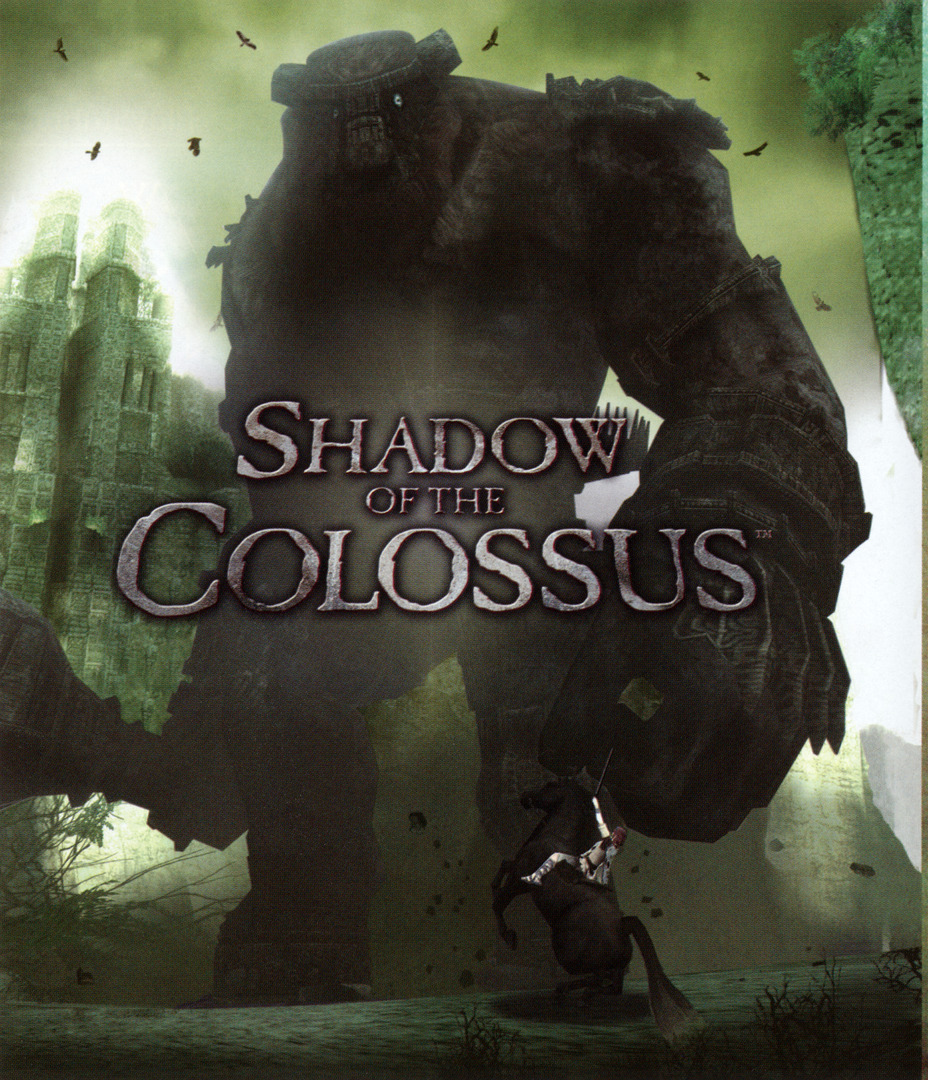The ICO & Shadow of the Colossus Collection PS3 backHQ2 (BCUS98259)
