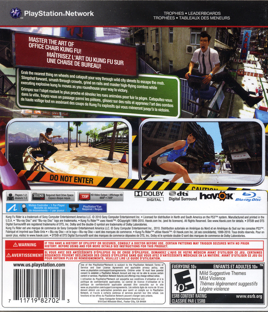 Kung Fu Rider PS3 backHQ2 (BCUS98270)
