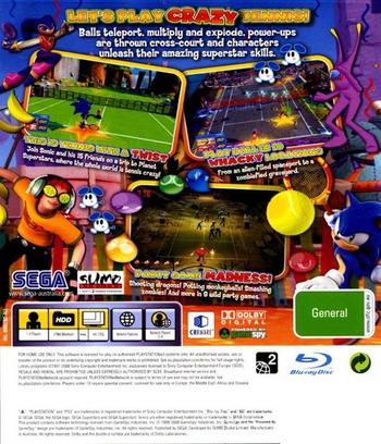 Sega Superstars Tennis PS3 backM (BLES00232)