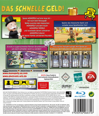 PS3 backM (BLES00387)