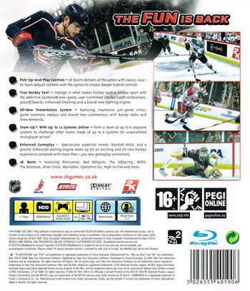 NHL 2K9 PS3 backM (BLES00353)