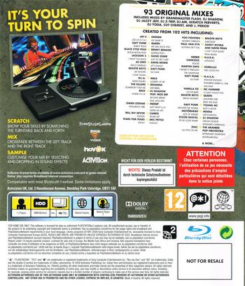 DJ Hero PS3 backM (BLES00602)