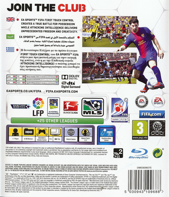 FIFA 13 PS3 backM (BLES01677)