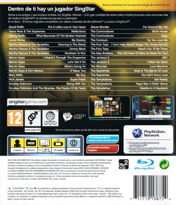 SingStar Motown PS3 backM (BCES00596)
