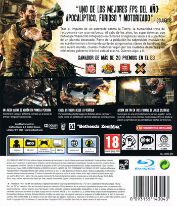PS3 backM (BLES01378)