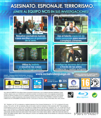 PS3 backM (BLES01460)