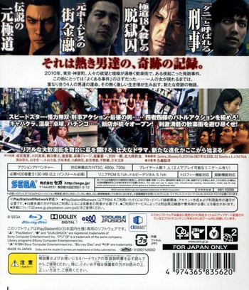 PS3 backM (BLJM55021)