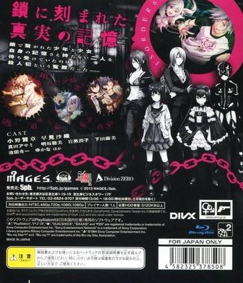 PS3 backM (BLJM61067)