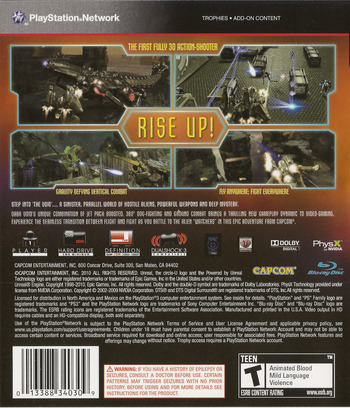 Dark Void PS3 backM (BLUS30323)