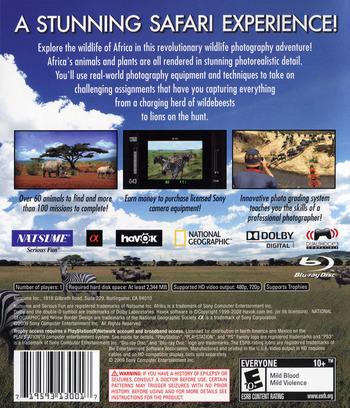 Afrika PS3 backM (BLUS30399)