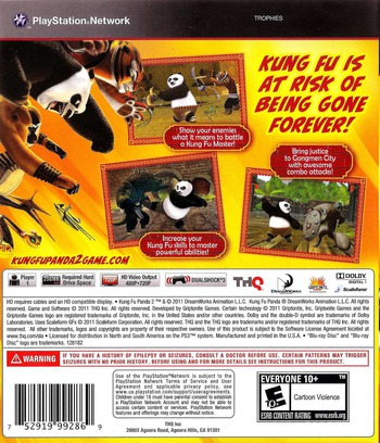 Kung Fu Panda 2 PS3 backM (BLUS30634)